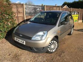 Ford Fiesta 1.25 petrol 2004 only 85,000 miles.