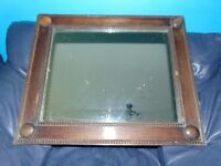 vintage mirror,old,collectibles,hobbies,antiques from 1920's