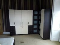 Built in Wardrobes (very good condition) almost new