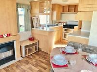 GREAT VALUE - PERFECT STARTER CARAVAN - SITED - WITH SITE FEES UNTIL 2019. NORTH NORFOLK. BEACH 200M