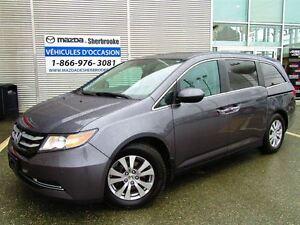 2014 Honda Odyssey CUIR NAVIGATION TOIT OUVRANT 59500KM 8PLACES