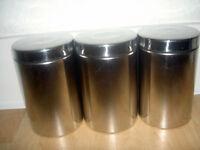 Coffee sugar tea pots