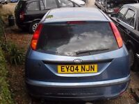 Ford Focus 1.6 for breaking, Headlamps