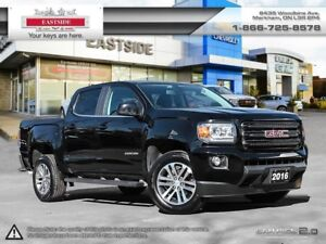 2016 GMC Canyon INTEREST RATE AS LOW AS 0.9%