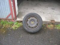 steel wheel for vw golf mk4