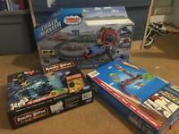 Thomas tank master , Star Wars Jenna and hot wheels all in original box's