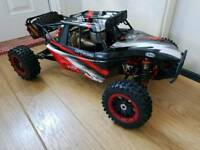 FID Dragon Hammer. Zenoah G320 32cc. 1-5 Scale Petrol Rc Car Truck. Spektrum
