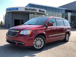 2015 Chrysler Town & Country TOURING-L LEATHER,POWER GATE/ DOORS,HTD SEATS