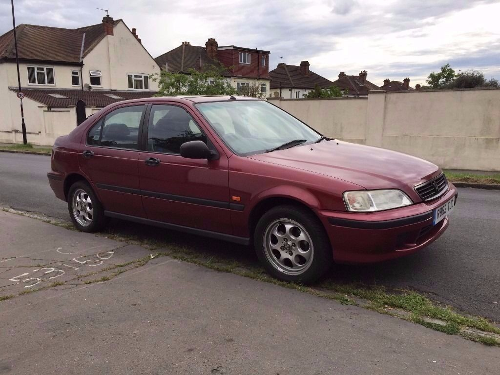 Lovely 1.4 Honda Civic, 80k Miles Only, 3 Owners, MOT, 4 Doors, Manual, MP3 Player, Excellent Cond