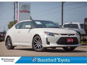 2015 Scion tC Only 43170 Km's, Manual, Sunroof