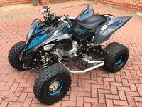 Yamaha YFM 700 R Raptor 2017 Special Edition *17 Reg Fully Road Legal - 378 miles*