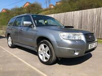 2007 Subaru Forester XTen 2.5 Turbo AWD +FSH,LEATHER,NAV+Estate nt outback legacy outlander sti wrx