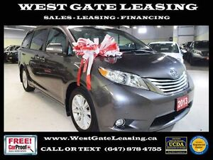 2013 Toyota Sienna XLE LIMITED | AWD | NAVIGATION |