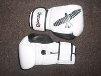 Hayabusa 16oz boxing gloves will post