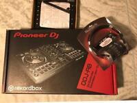 Pioneer DDJ RB DJ Controller Bundle