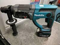 Makita BHR202 18V Cordless Hammer Drill