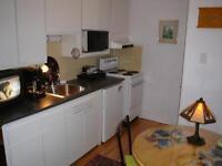 Appartements meublés sur le Plateau