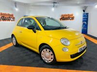 2013 FIAT 500 POP 1.2 ** LOW MILES ** FINANCE AVAILABLE