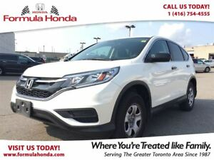 2015 Honda CR-V LX | HEATED SEATS | REAR-VIEW CAMERA