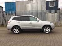 Hyundai Santa Fe 2.7 V6 CDX Station Wagon 5dr Automatic 7 seater MPV with Leather
