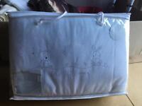 Brand new sealed cot set