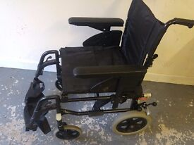 Invacare Action 2 NG Luxury Folding Lightweight Wheelchair RRP £300 +