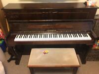 Legnica upright piano