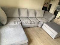 BRANDED NEW U-SHAPE CORNER 6 SEATER SOFA NOW AVAILABLE