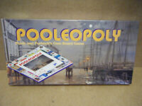 (POOLEOPOLY) Poole & Purbeck Monopoly board game. Brand New & Sealed