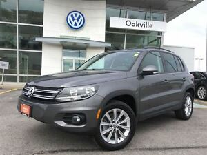 2013 Volkswagen Tiguan CL/SUNROOF/BLUETOOTH/AWD!