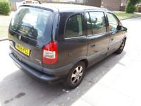 05 reg Vauxhall zafira automatic drives well quick sale