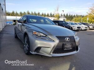 2015 Lexus IS 250 F Sport Series 2 - Lexus Certified