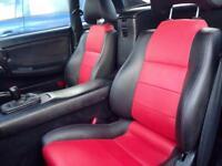 Toypta MR2 Mk2 custom leather seats
