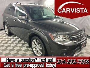2016 Dodge Journey R/T AWD -LOCAL VEHICLE/NO ACCIDENTS-