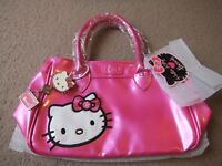( New with tag ) Harrods Hello Kitty kids bag