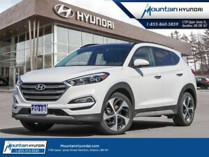 Hyundai Tucson 1.6T Ultimate AWD