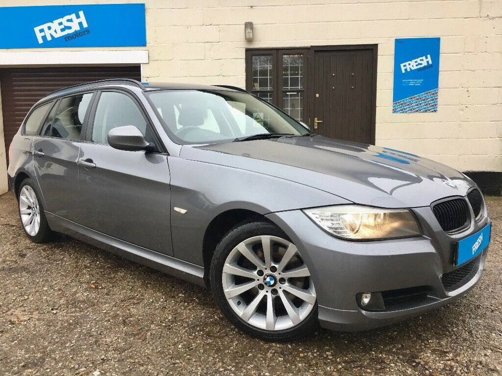 BMW 3 Series 318D 2.0 SE Touring 2010(60) - 12 Months MOT upon sale