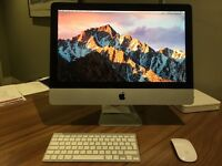 "£350 - iMac 21.5"" Led 16:9 Widescreen, 1TB HDD, 4GB RAM Desktop computer for sale"