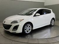 2010 Mazda MAZDA3 GT HATCH A/C MAGS TOIT