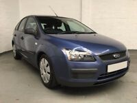 2005 FORD FOCUS 1.6 LX 5dr *** FULL YEARS MOT ***