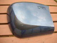 BMW pannier lid - R and K series luggage