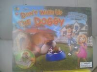 Don't Wake Up The Doggy Childrens Board Game. Nearly New