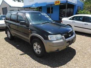 2004 Ford Escape 4x4 Wagon Mysterton Townsville City Preview