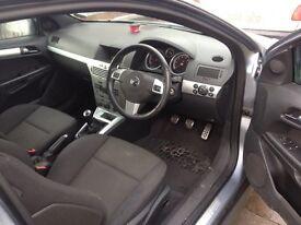 2009 Vauxhall Astra Sri X pack