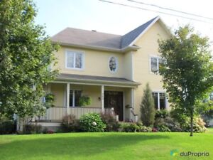 515 000$ - Maison 2 étages à vendre à St-Nicolas