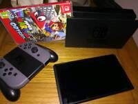 SWAP Nintendo Switch & Huawei P8 lite for Galaxy S8