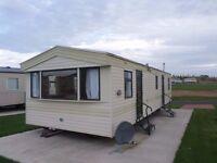 2003 ABI Arizona static caravan for sale at Chesterfield Country Park in Berwickshire/ East Lothian