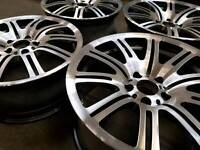 Genuine bmw M3 alloy rims only!!