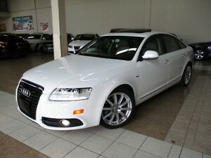 2011 Audi A6 3.0 Progressiv S-LINE NAV CAMERA