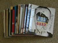 20 Adbusters Magazines: excellent condition (see list)